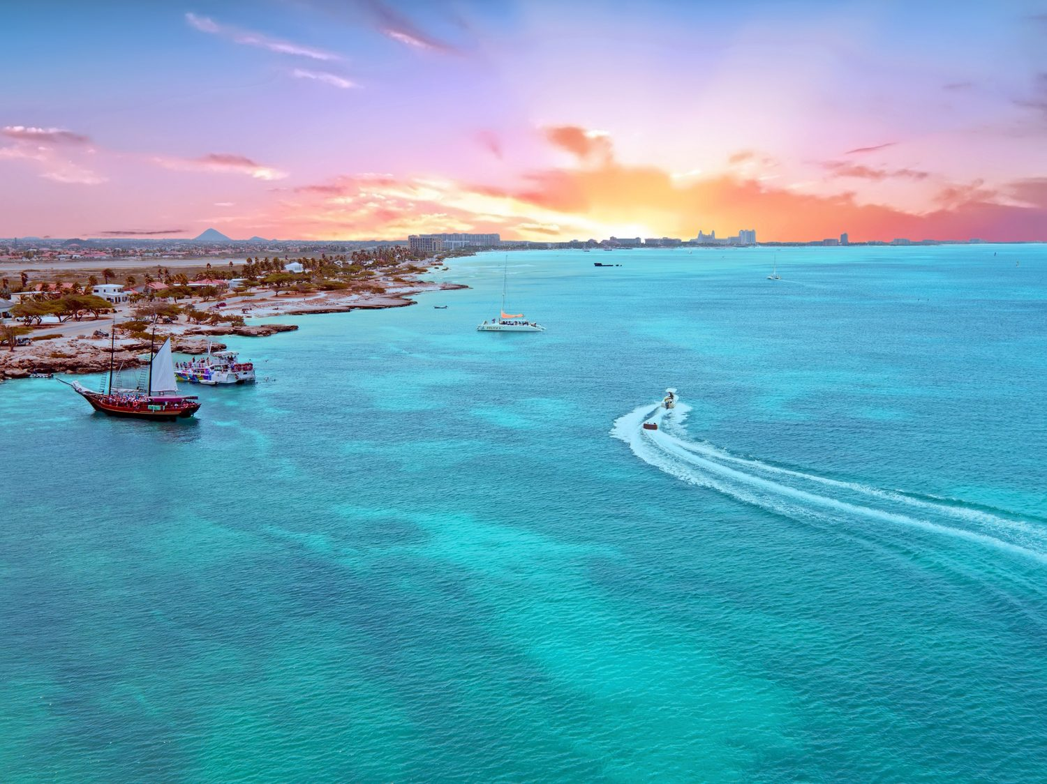 Blockchain Beach? Aruba Looks to Ethereum to Sustain Tourism
