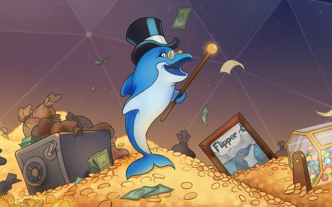 True Flip Unveils Major Updates,Halves Ticket Price for Its' 400 BTC Jackpot