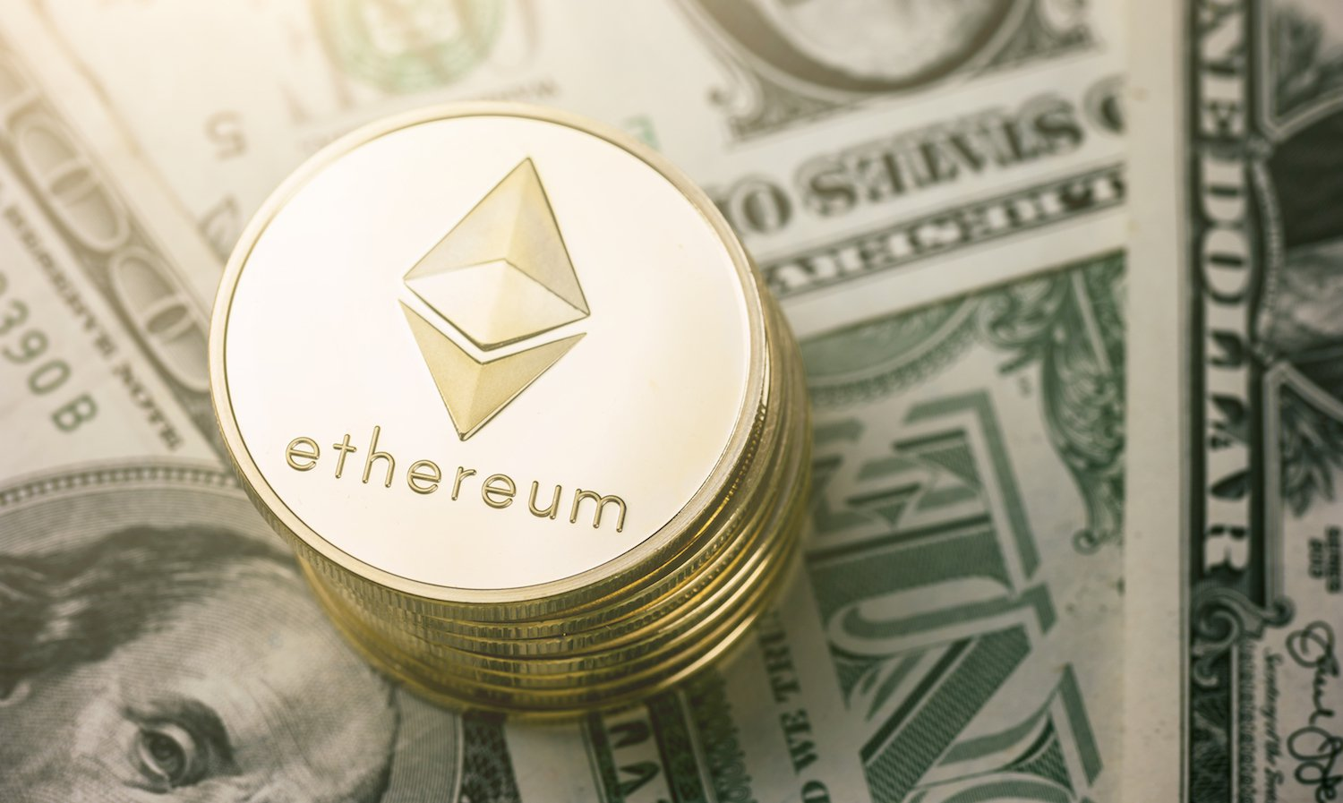 What DAO? Charting Ether's Epic 2017 Price Climb