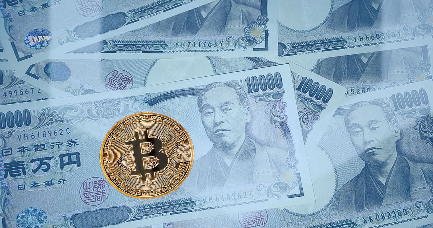 Cash Carrying Japan Crazy for Crypto