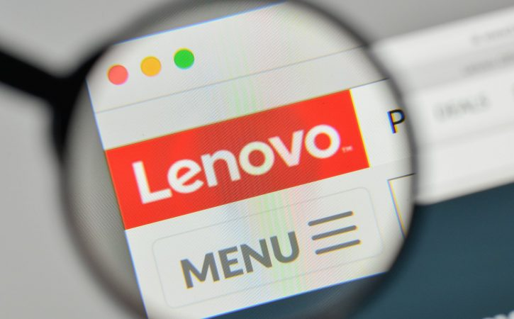 PC Giant Lenovo Seeks Blockchain Validation Patent