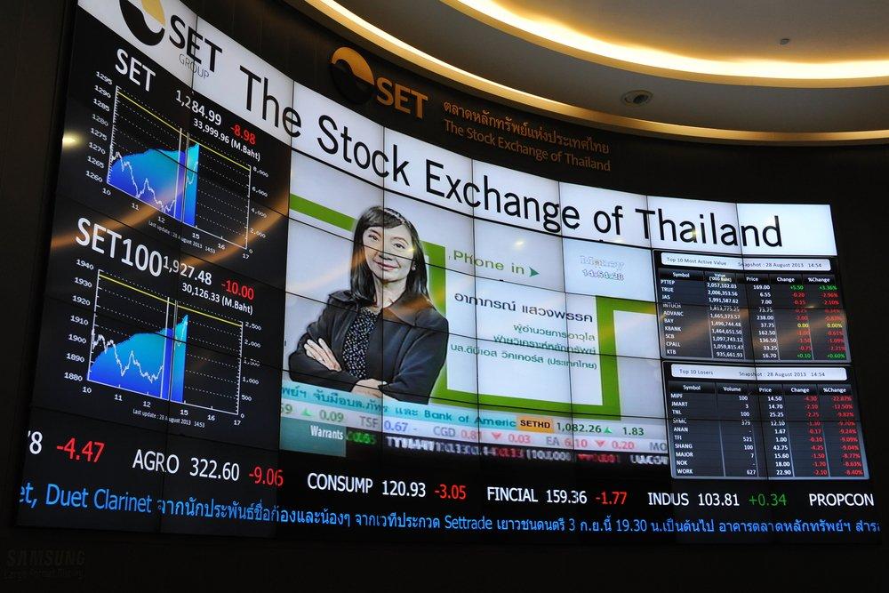 Thailand's National Stock Exchange Launches Blockchain Crowdfunding Platform