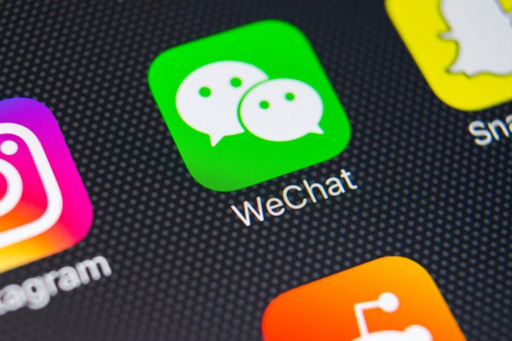 Messaging Giant WeChat Suspends Third-Party Blockchain App