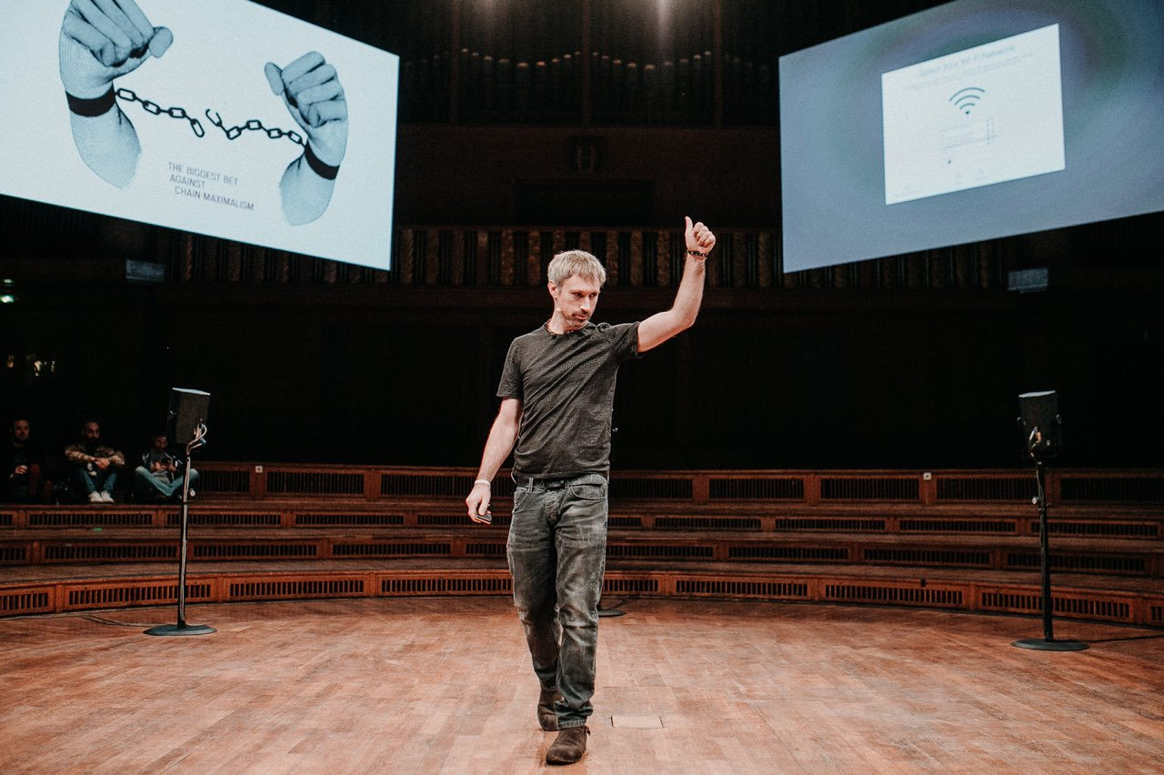Defending Decentralization, Like a Twice in a Millennium Chance