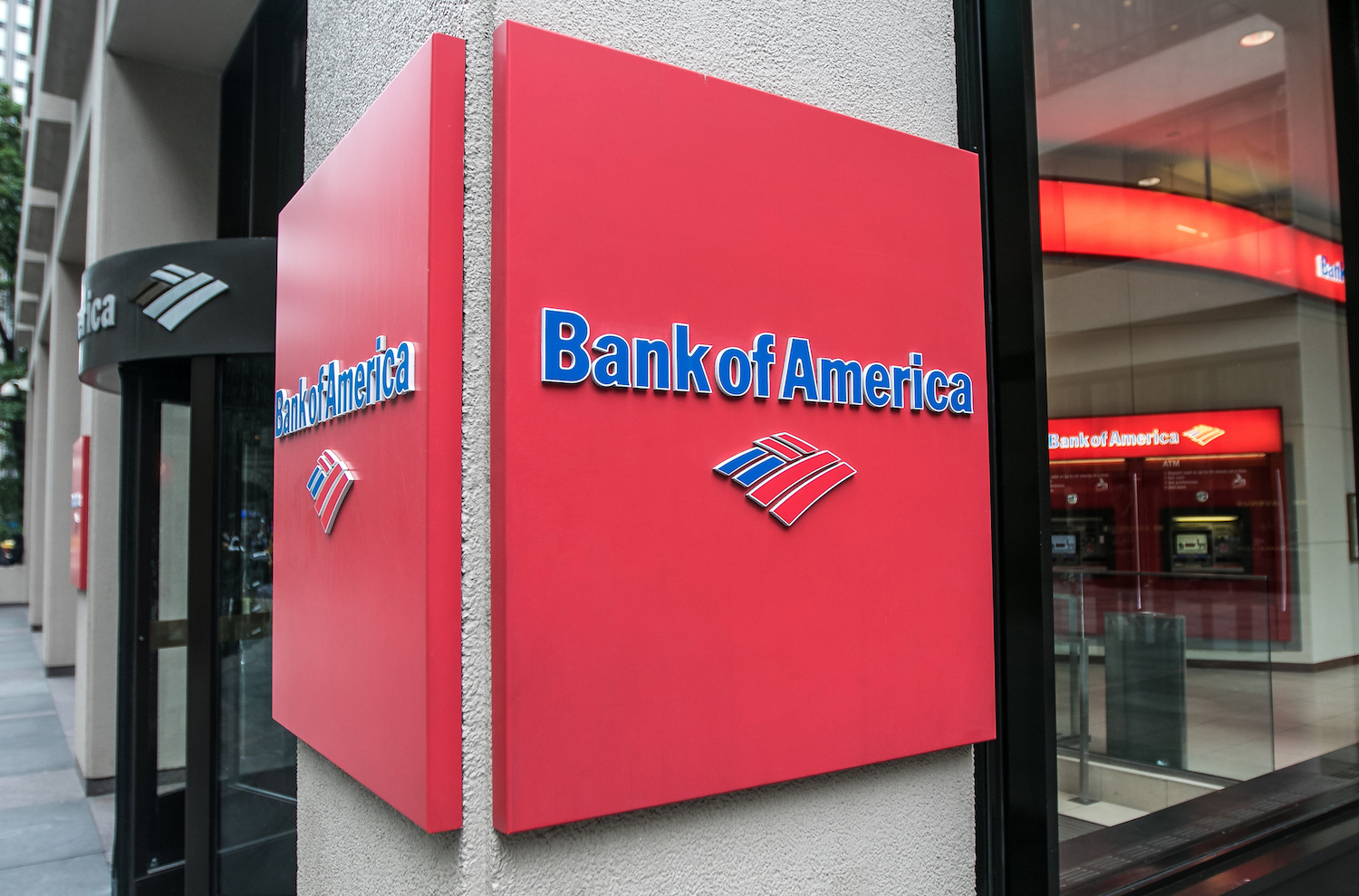 Bank of America Patent Details How Enterprises Could Store Crypto