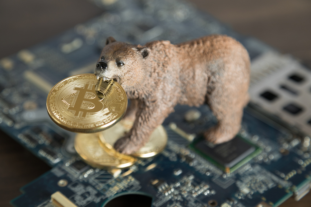 The Crypto Market Just Fell to a New 2018 Low