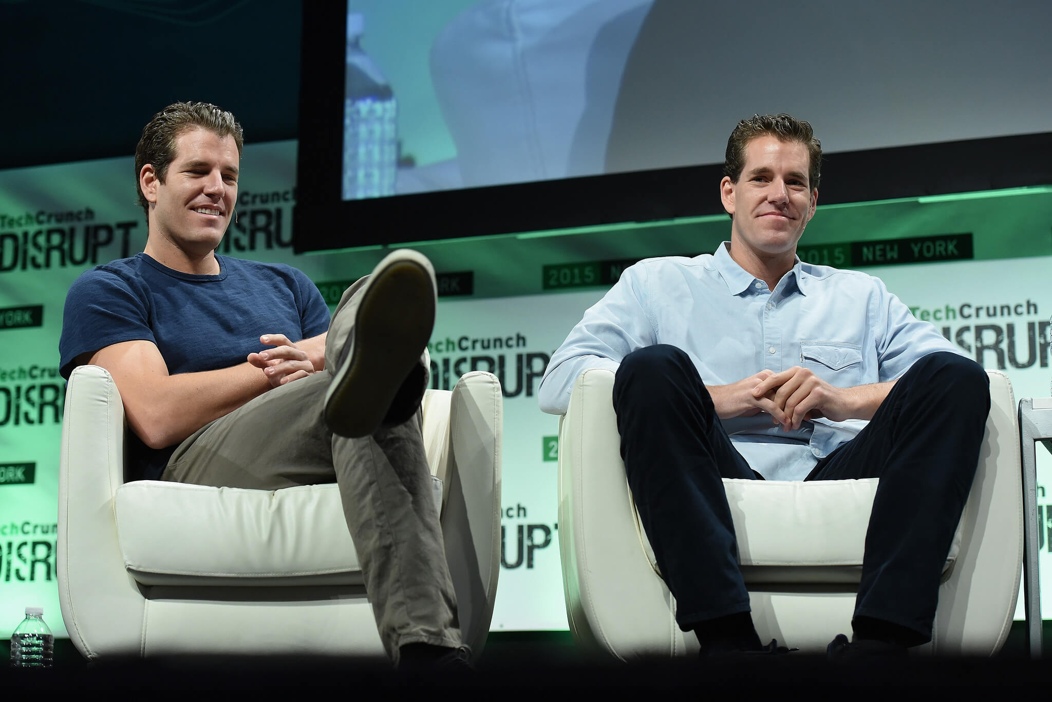 Facebook Alumni Winklevoss Twins Choose Crypto as Their Legacy