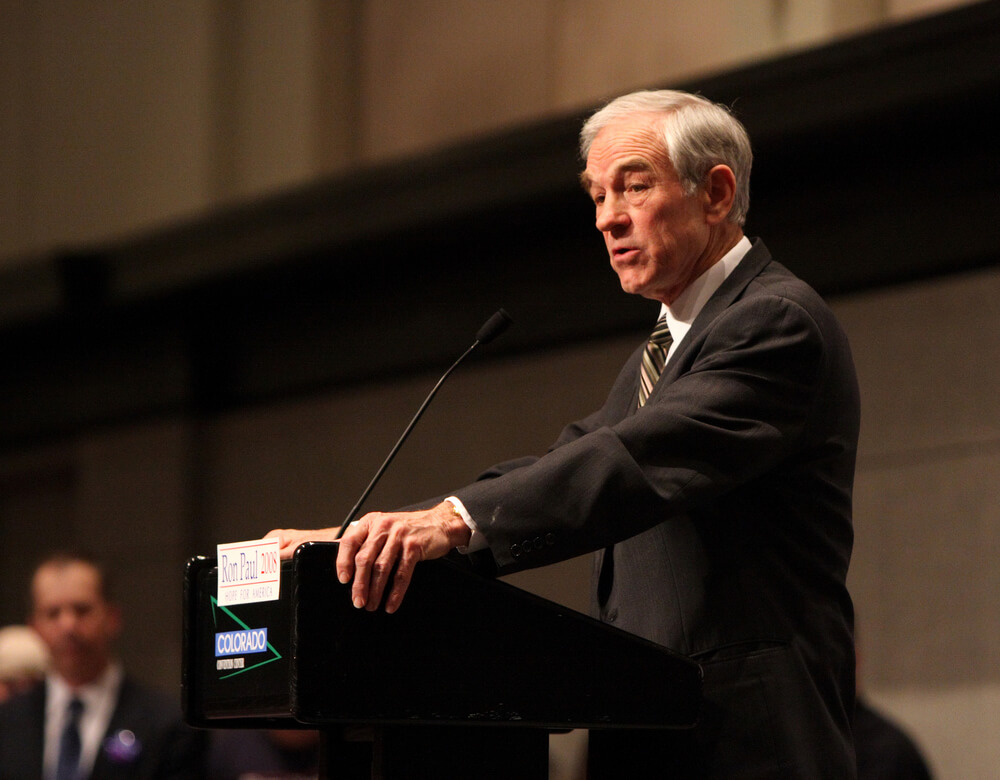 Goldbug Ron Paul 'Surprised' His Followers Prefer Bitcoin to Gold