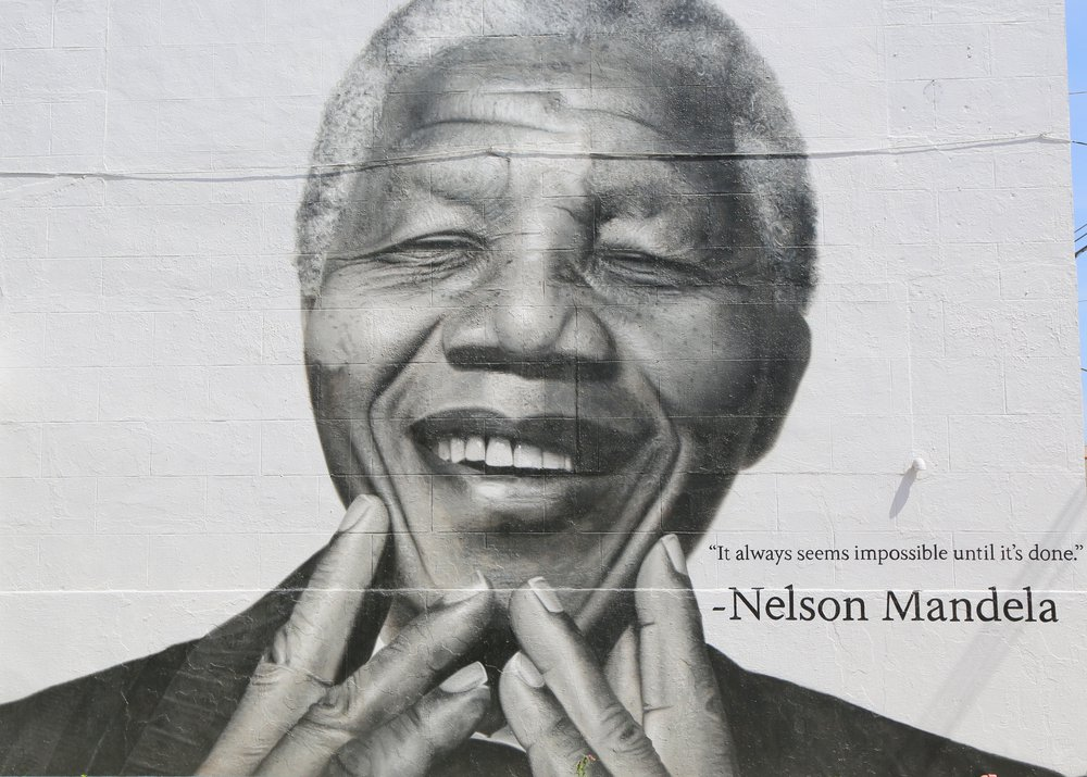 Nelson Mandela Golden Hands Collection Goes to Bitcoin Exchange