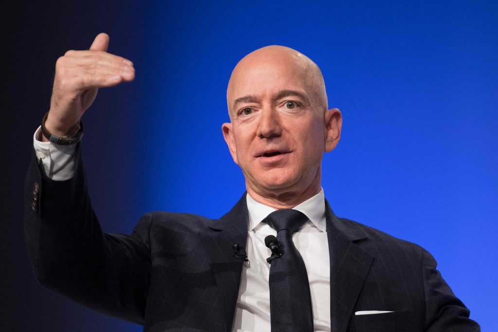 Jeff Bezos Says National Enquirer Tried To Blackmail Him