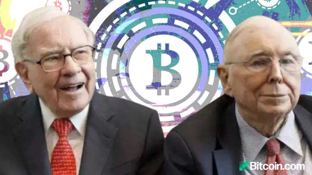 berkshire-hathaway's-charlie-munger-finds-bitcoin-'disgusting-and-contrary-to-the-interest-of-civilization'