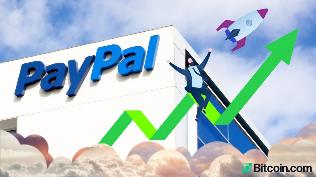 paypal-crypto-shows-'really-great-results'-amid-strongest-quarter-ever,-ceo-says